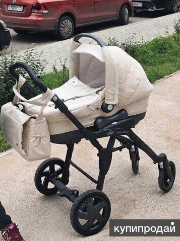 Детская коляска CAM Dinamico (3 в 1)