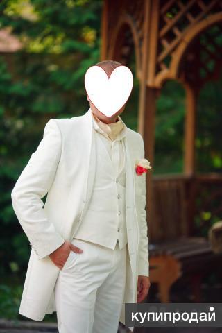 Свадебный костюм продам
