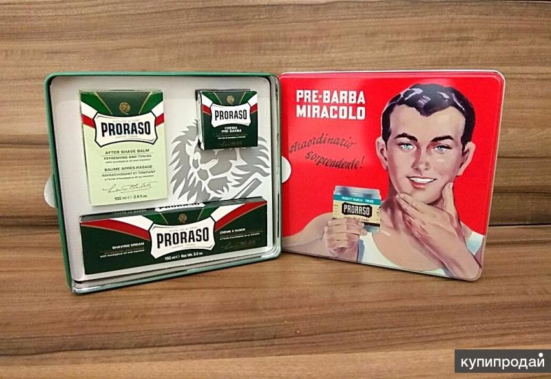 """Подарочный набор для бритья Proraso """"Gino"""""""