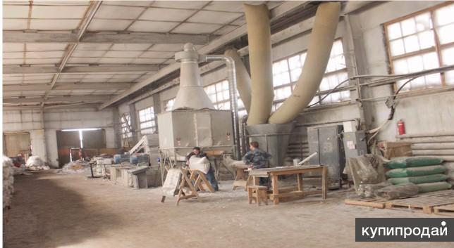 Продается завод по производмству Эковаты