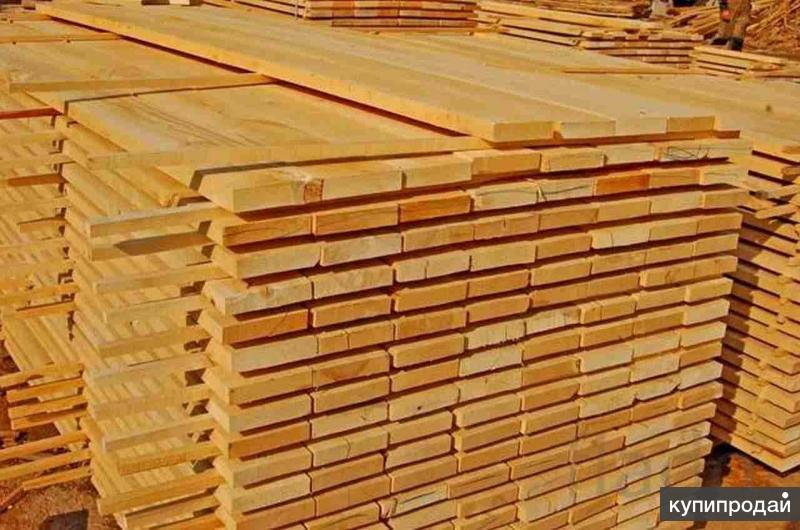 Доска для столярных и мебельных производств
