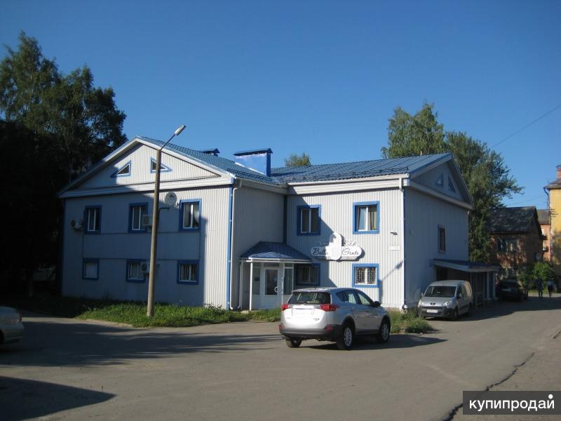 Купить отдельно стоящее двухэтажное здание с зем.участком в центре Петрозаводска