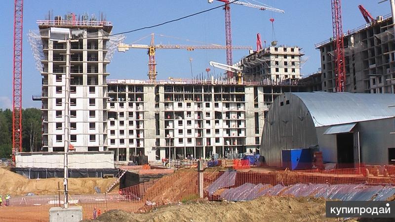 Требуются рабочие на строительные объекты
