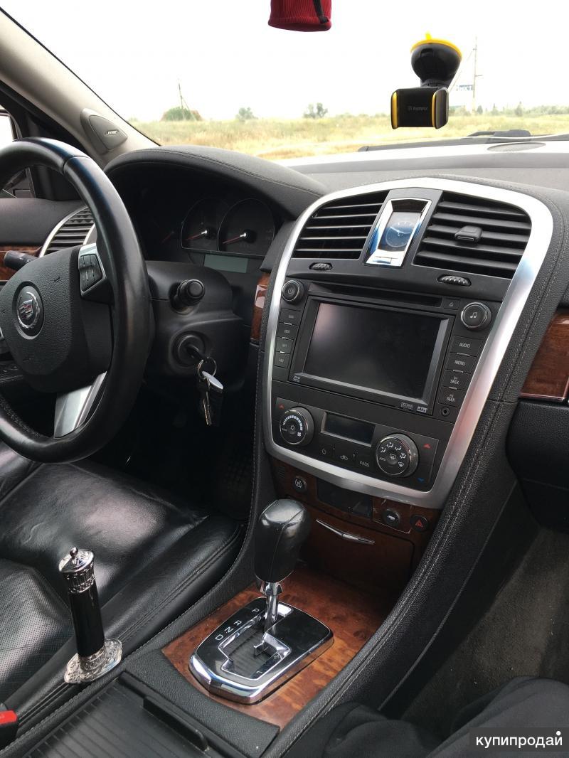 Cadillac SRX, 2008