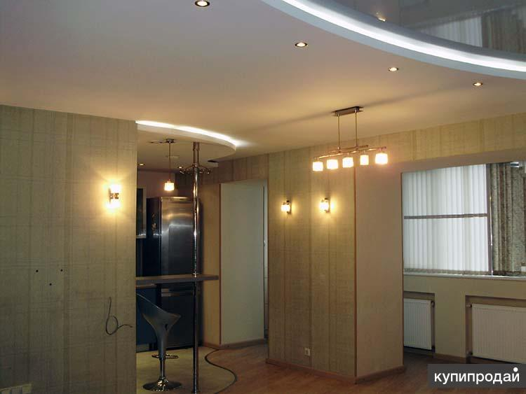 Квартирный и дачный ремонт под ключ в Пензе