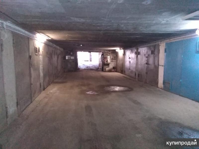 Продажа гараж по ул.Комсомольская 100/2