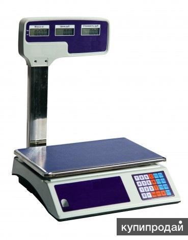Весы торговые электронные Sprint ST-759D
