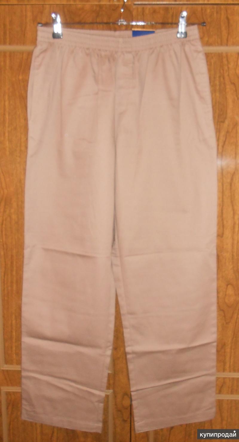 Новые брюки свободного кроя (relaxed fit)