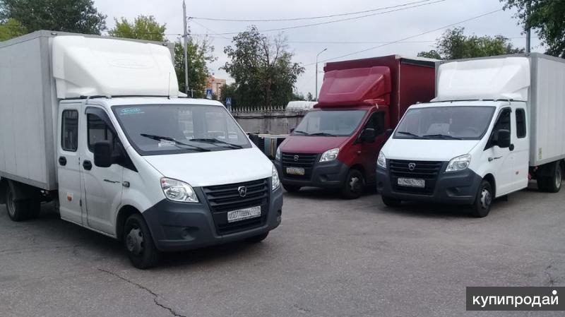 Заказать грузовую газель из Пензы по России