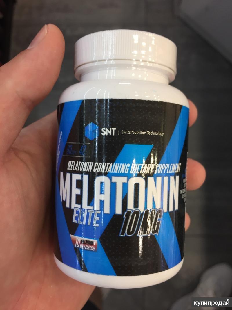 Мелатонин и похудение