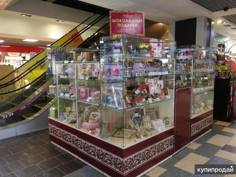 Продажа торгового оборудования с местом