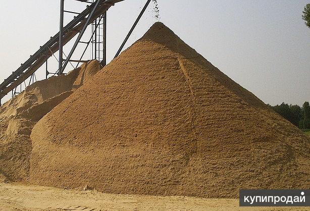 Доставка песка по Калининграду и области