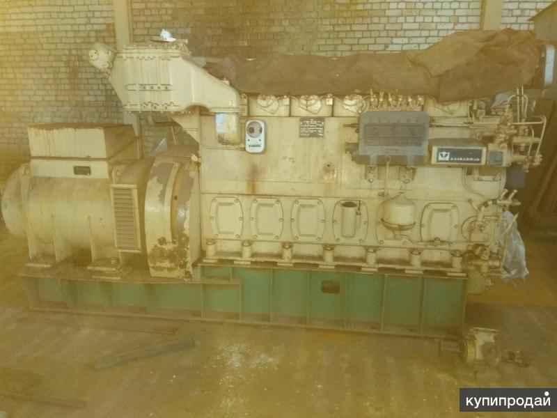 Судовой дизель- генератор ДГР 1 А 160/750