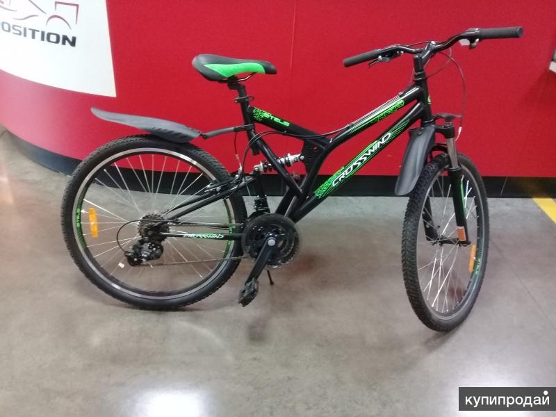 Велосипед Stels Crosswind 26 21 Sp Z010