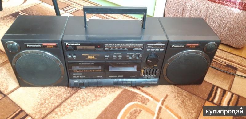 Магнитофон Panasonic RX-CT900