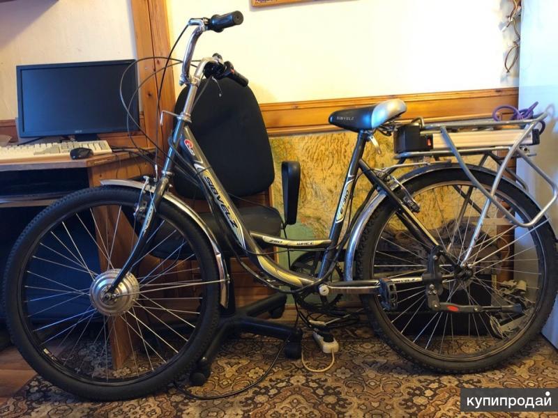 Электровелосипед Sibvelz E310