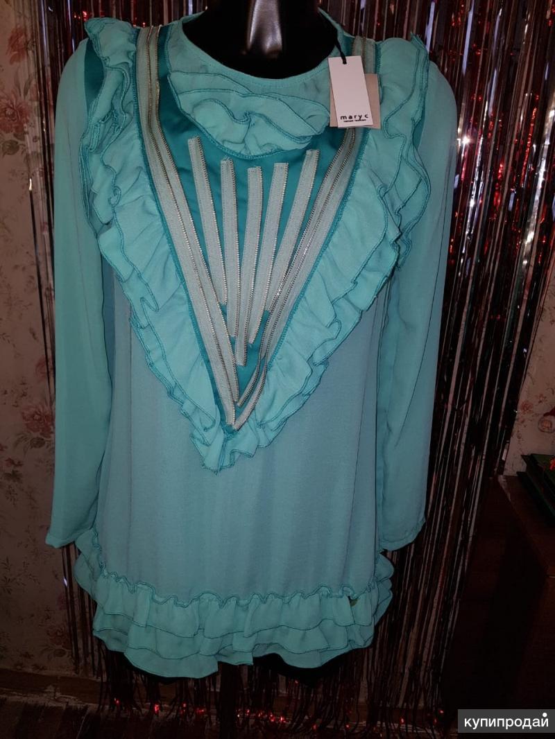 Блузка туника