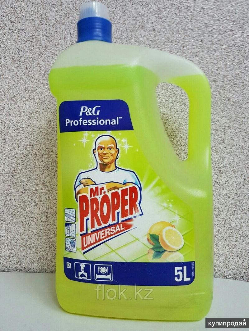 Моющее средство Mr . Proper (профессиональное)
