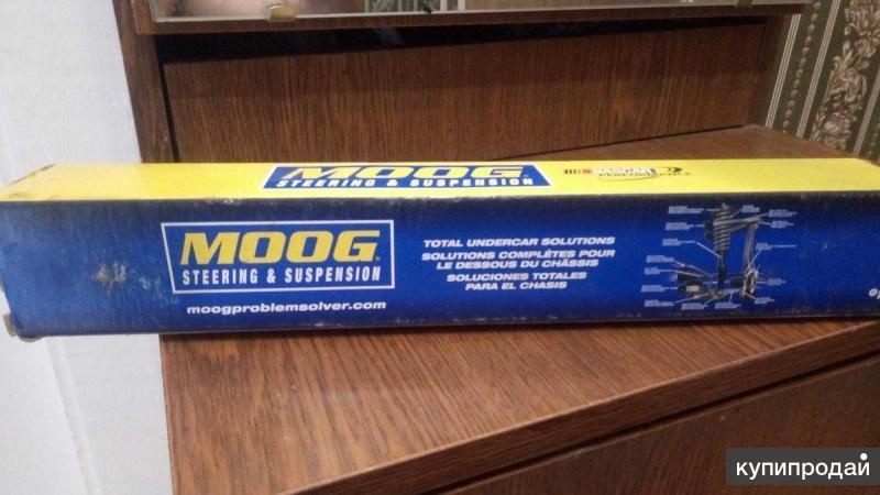 Новые рулевые тяги Moog