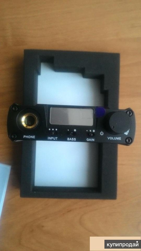 Цап-Усилитель для наушников XDuoo XD-05