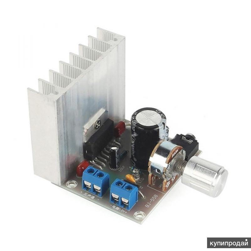 Усилитель мощности TDA7377