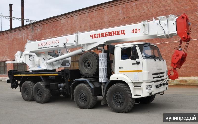 Продам автокран КС-65711 г/п 40 т, длина стрелы 34,0 м, на КАМАЗ-63501 (8х8)