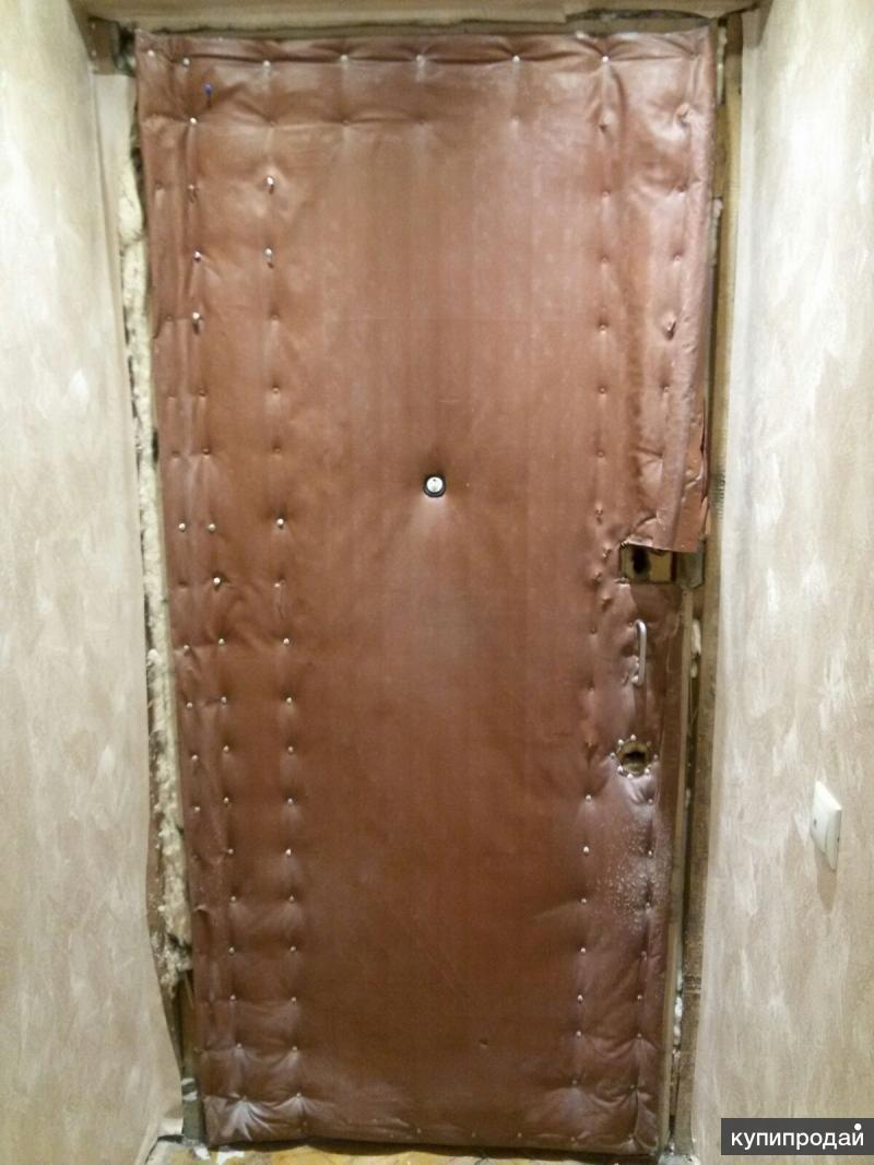 Ремонт стальных дверей в люберцах лыткарино