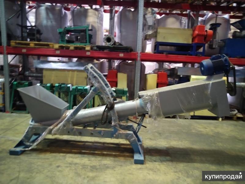 Центрифуга наклонная для линии переработки пластика