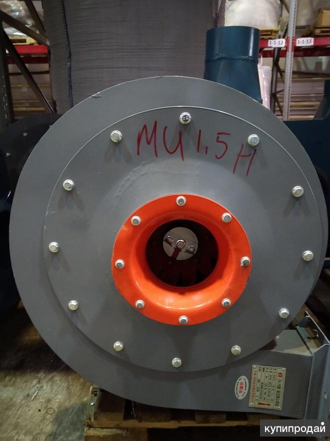 Вентилятор центробежный (мотор-улитка) 1,5кВт