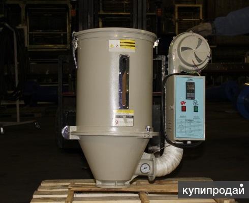Бункер-сушилка для гранул и дроблёнки