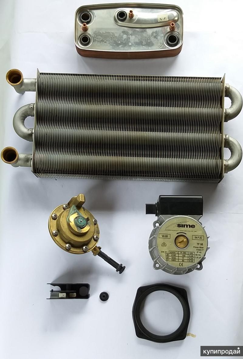 Комплект запасных частей газового котла SIME Format zip BF35
