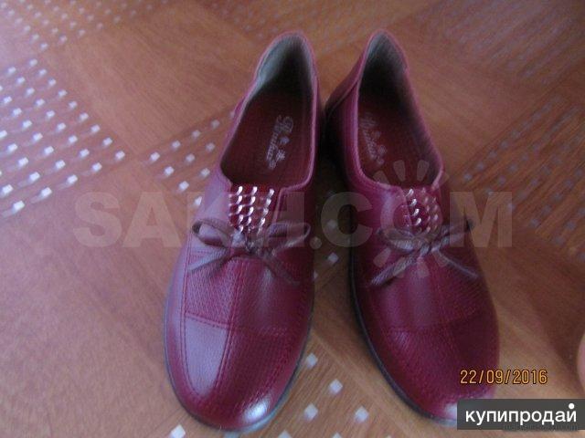 Продам симпатичные женские туфли