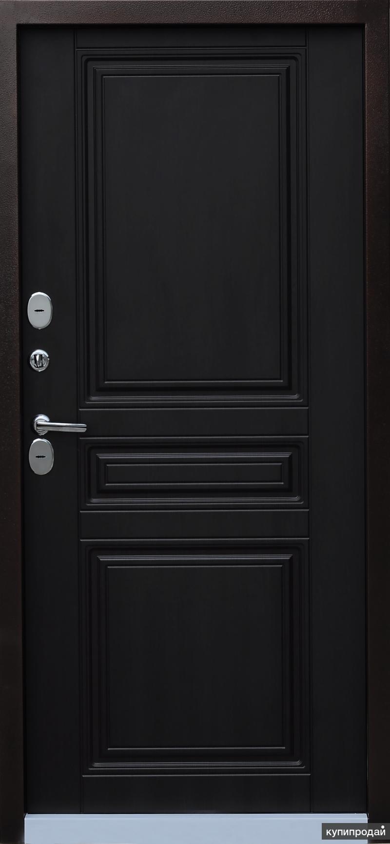Дверь металлическая с терморазрывом АГАТ Термо 4