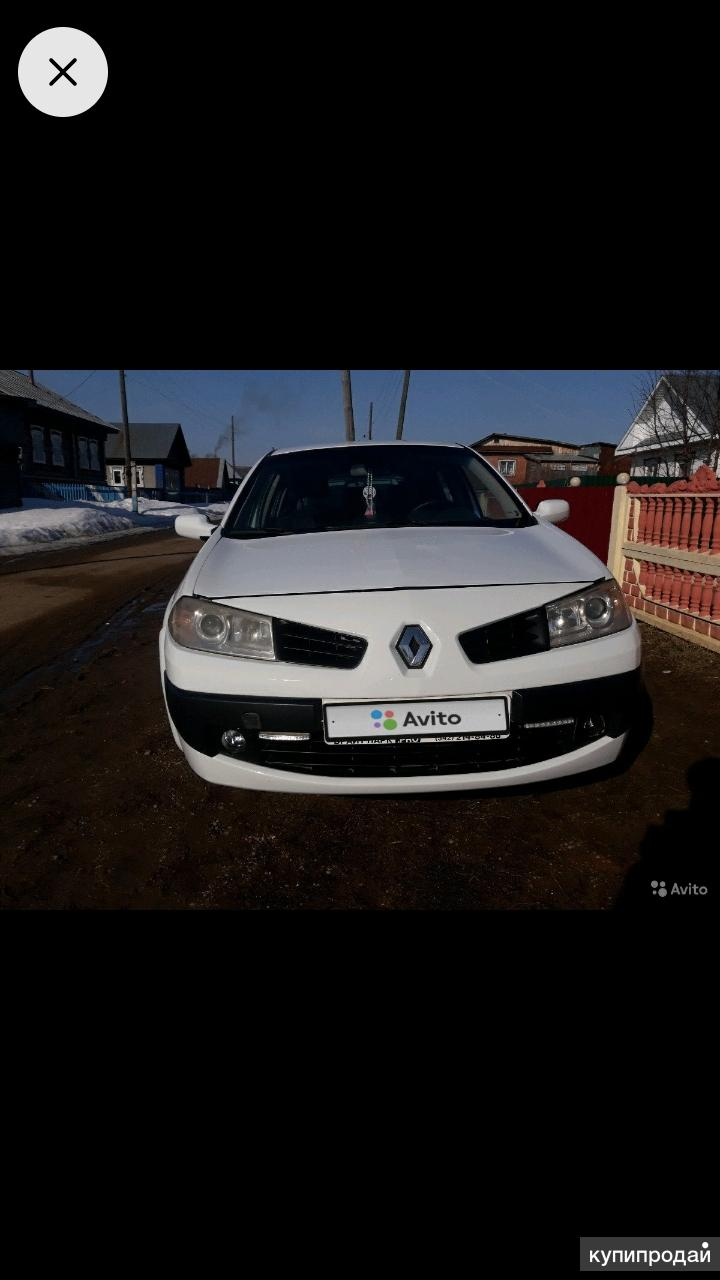 Renault Megane, 2008 год 1.5 дизель