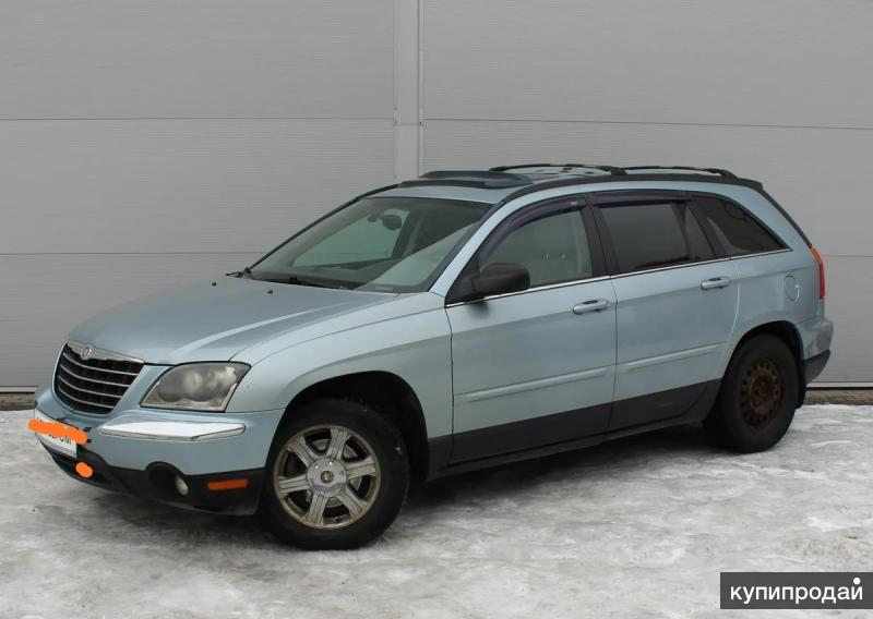 Chrysler Pacifica, 2003