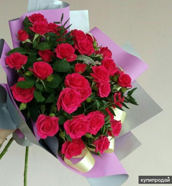 Упаковка для букетов и цветов