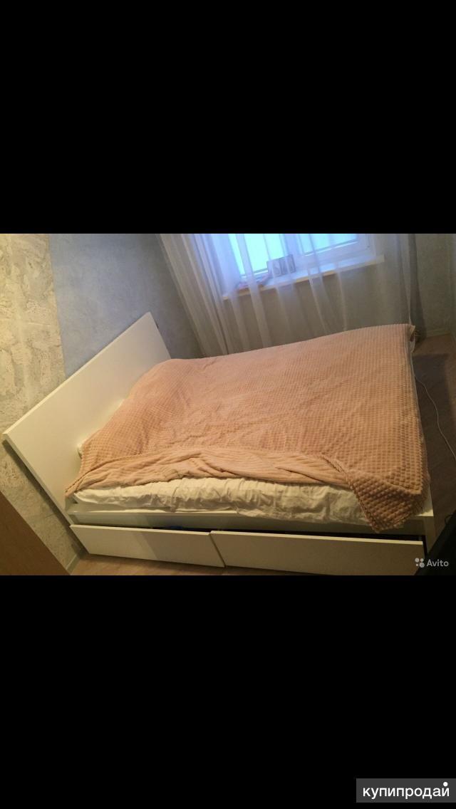 Продам кровать + матрас