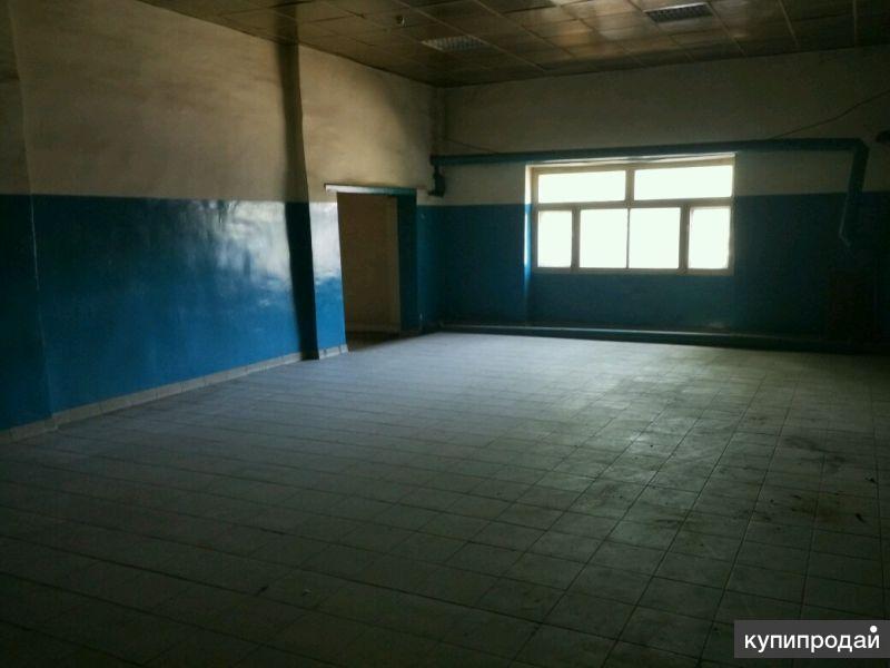 Сдается производственно складское помещение  393м2  на улице Баумана