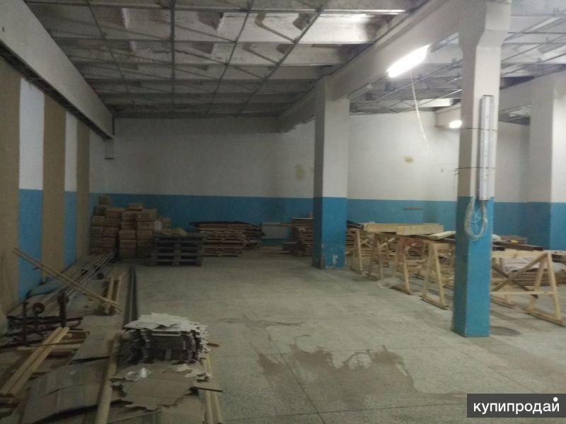 Сдам производственно складское помещение по улице Металистов 9.317 м2