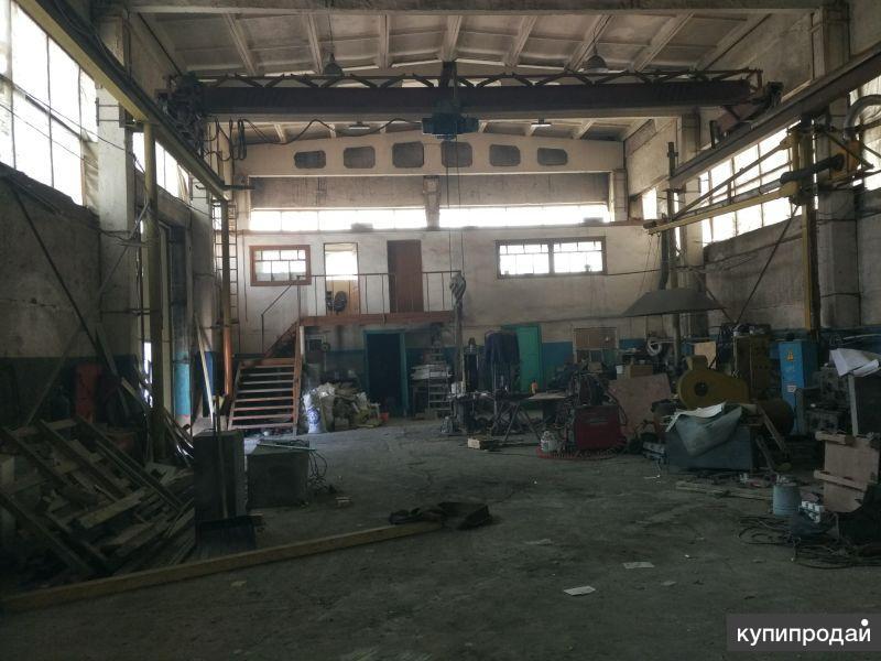 Сдам производственно складское помещение по улице Германа Титова 3. Площадь 390м