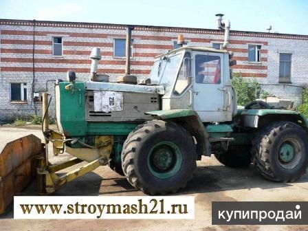 Трактор колесный Т-150К, 1992 г.в.