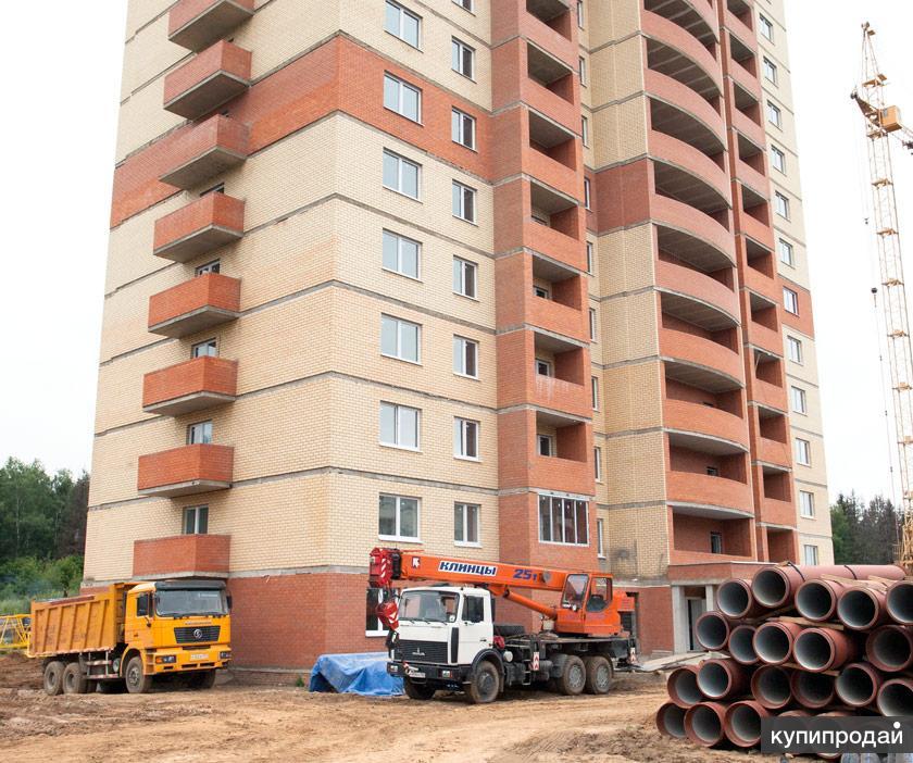 Продажа 1 (одно) комнатной квартиры в Солнечногорском районе, поселок Жуково.