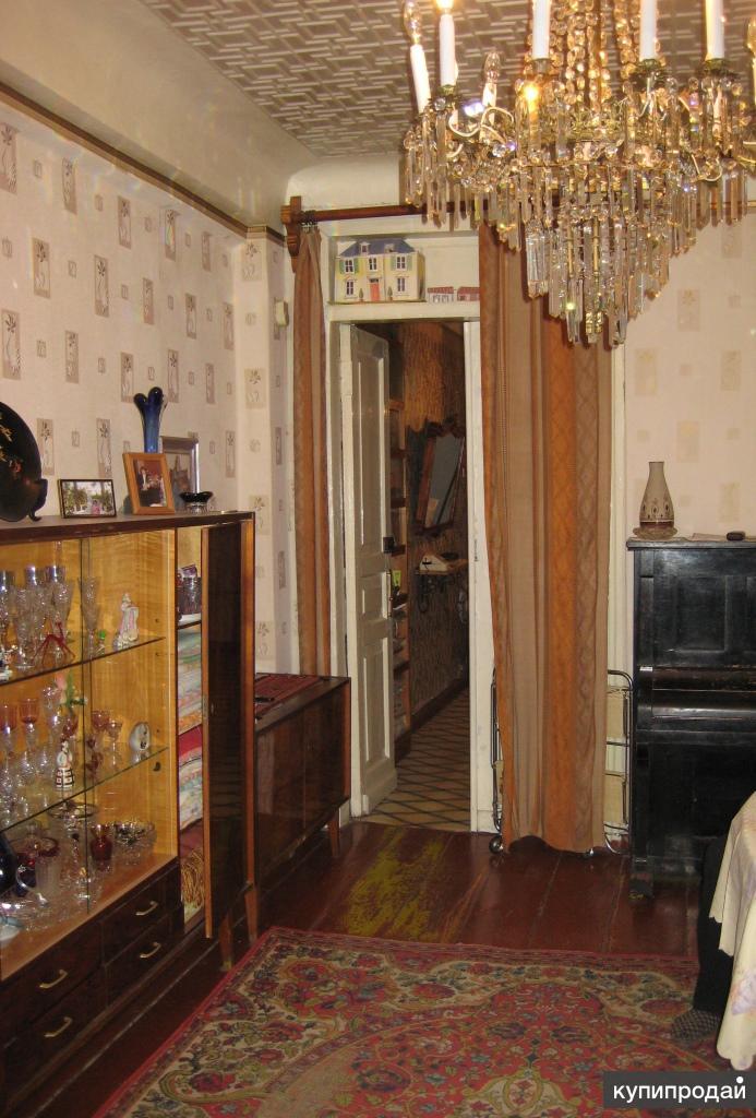 3-х комнатная квартира, гараж, дача. Так много за столь малую плату.