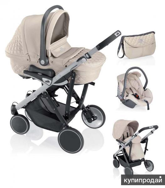 Продается детская коляска фирмы cam