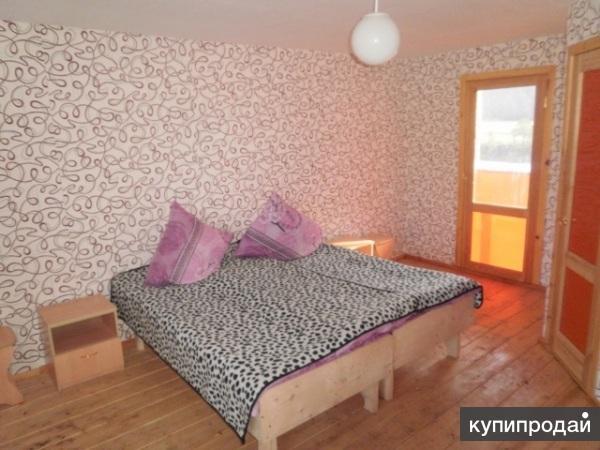 Комнаты для отдыха на Алтае