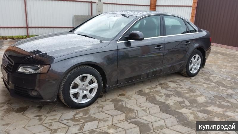 Продам автомобиль Audi A 4 цвет темно серая лава