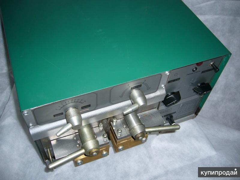 Сварочный аппарат для сварки ленточных пил.АСП1600(20-56)  Россия