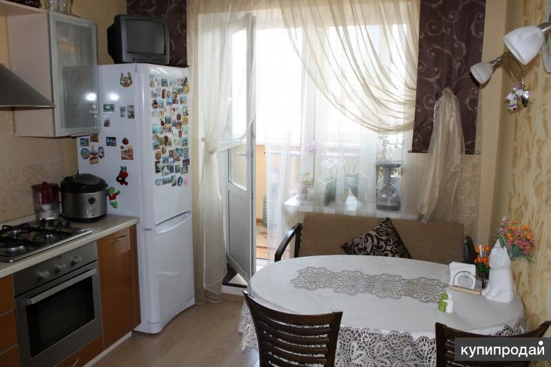 Продам 1-комнатную квартиру в ЖК «Семь ключей», Лядова, 64