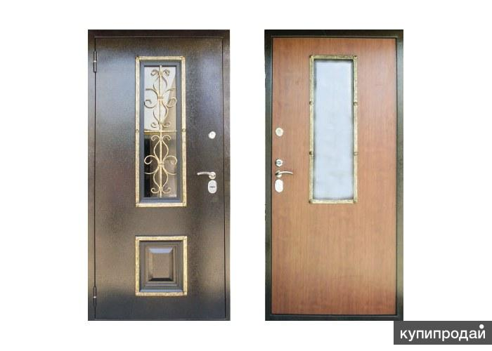 установка входных металлических дверей красногорск