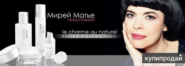 Открытие торговой точки с парфюмерно-косметической продукцией из Франции